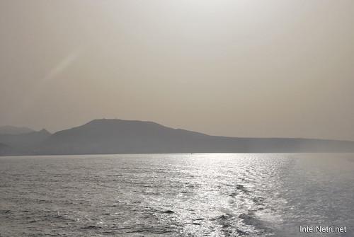 Паромом Фред Ольсен з Тенеріфе на Гомеру, Канарські острови  InterNetri  0975