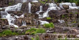 Waterfalls @ Tvindefossen @ Norway 2018