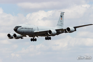Turkish Air Force KC-135