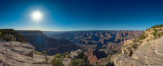 Morning View from South Rim