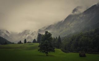 Valley of Trettach