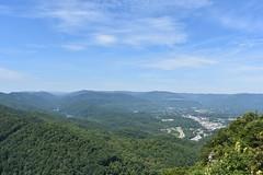 PINNACLE OVERLOOK (SneakinDeacon) Tags: cumberlandgap nps nationalpark danielboone drthomaswalker scenicview pinnacleoverlook middlesboro kentucky tennessee virginia