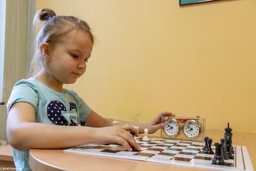 VIII Szachowe Mistrzostwa Społecznego Przedszkola Akademia Przedszkolaka-13