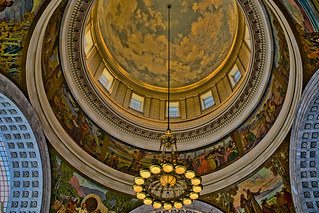 Utah State Capitol, 350 State Street, Salt Lake City, Utah, USA / Architect: Richard K.A. Kletting / Completed: 1916 / Height:285 ft (87 m) (dome) / Floor count: 5 / Architectural styles: Corinthian order, Neoclassical architecture
