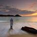 Sound of waves.... (Kamaruz Zaman) Tags: canon canonphotography teluknipah pangkorisland waterscapes singhrayfilter leefilter wave sunsets canon5dmk3 1635lens