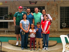 06-17-18 Goodbye Brunch (Miguel, Caro, Gil, Luna, Derek, Leo, Chilis, & Ceci) (derek.kolb) Tags: mexico yucatan merida family friends worklife