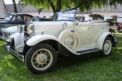 1931 Ford Model A double phaeton (The Adventurous Eye) Tags: 1931 ford model a double phaeton classic swarming veteránské rojení lobeč