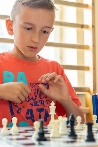 VII Szachowe Mistrzostwa Szkoły Społecznej-76