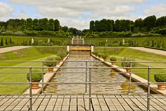 A0198DENMc (preacher43) Tags: frederiksborg castle gardens hillerød denmark sky clouds lake water