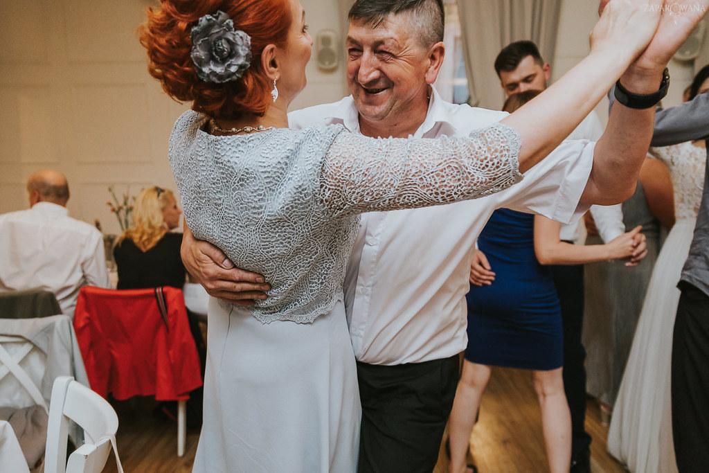 541 - ZAPAROWANA - Kameralny ślub z weselem w Bistro Warszawa