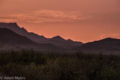 Twilight at Terlingua Ranch