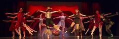 DJT_6248 (David J. Thomas) Tags: northarkansasdancetheatre nadt dance ballet jazz tap hiphop recital gala routines girls women southsidehighschool southside batesville arkansas costumes wizardofoz
