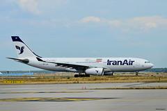 EP-IJA Iran Air Airbus A330-200 (czerwonyr) Tags: epija iran air airbus a330200 fra eddf