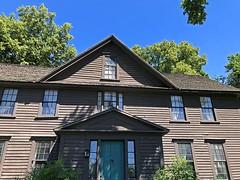 Orchard House (2) (AntyDiluvian) Tags: boston massachusetts concord louisamayalcott orchardhouse littlewomen author writer novel
