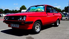 Ford Escort RS2000 June 2018 (mrd1xjr) Tags: ford escort rs2000 june 2018 he gremlin i saw
