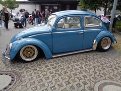 VW Käfer (911gt2rs) Tags: treffen meeting show event tuning howdeep tief low stance slammed custom typ1 youngtimer liegendescheinwerfer ausstellfenster aircooled luftgekühlt blau blue bbs felgen wheels rims dub bug beetle