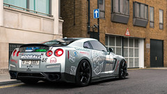 No More Spoiler (Mattia Manzini Photography) Tags: nissan gtr supercar supercars cars car carspotting nikon automotive automobili auto automobile uk london england modballrally modball rally tuning