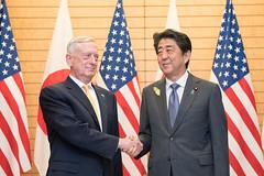 180629-D-SV709-0294 (Secretary of Defense) Tags: jamesnmattis chaos jamesmattis japan jimmattis primeminister tokyo jpn