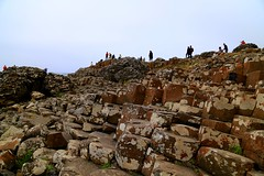 Giant's causeway and again.. (andreas2524) Tags: vacation holiday summer giantscauseway northernireland