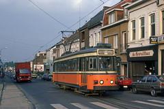 Wie wunderbar! (trainspotter64) Tags: strasenbahn streetcar tram tramway tranvia tramvaj tramwaje lightrail überlandbahn belgien hennegau hainault belgique belgie sncv charleroi