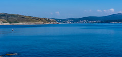 Anclada estaba la barca (Jesus_l) Tags: europa españa galicia acoruña corme mar costadelamuerte jesúsl