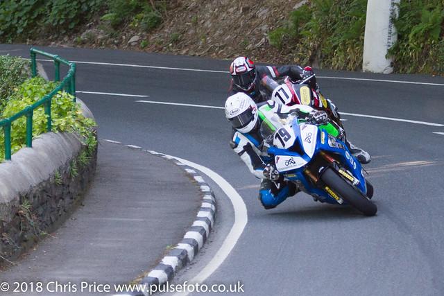 Isle of Man TT 2018: Senior Qualifying 6th June