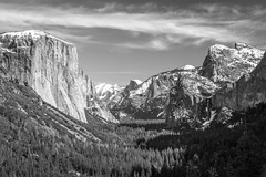 Black & White Yosemite NP Fine Art!  B&W Yosemite National Park Winter Snow Landscape Photography! El Capitan Half Dome! Sony A7R II Mirrorless & Carl Zeiss Vario-Tessar T* FE 16-35mm f/4 ZA OSS Lens SEL1635Z! Scenic California Winter Elliot McGucken (45SURF Hero's Odyssey Mythology Landscapes & Godde) Tags: black white yosemite np fine art national park winter snow landscape photography el capitan half dome sony a7r ii mirrorless amp carl zeiss variotessar t fe 1635mm f4 za oss lens sel1635z scenic california