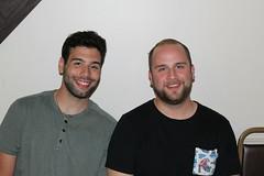 BOSH Teachers Michael and Dorian