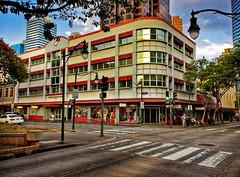 Hotel at Bethel Streets (jcc55883) Tags: hawaii oahu honolulu downtown downtownhonolulu chinatown chinatownhonolulu architecture architectural building luckywelivehawaii 808 808style honolululife ipad