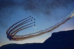 IMG_5350 (olivier.tournier) Tags: meeting aérien versoud 2018 nocturne breitling jet team l39 albatros france