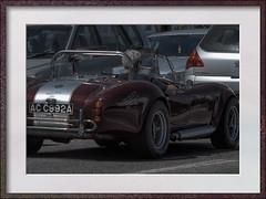 ac cobra (Mallybee) Tags: 300mm adaptall tamron dcg9 g9 lumix panasonic car ac cobra sports convertable