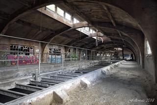 Le dernier métro.