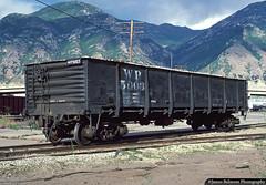 Western Pacific G.S. Gondola (jamesbelmont) Tags: westernpacific generalservice gondola pullmanstandard provo utah