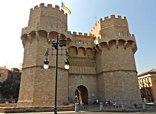 Torres de Serranos - València