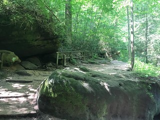Natural Bridge State Park - KY