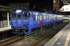 JR Kyushu KiHa 66 15, Nagasaki (Howard_Pulling) Tags: japan rail railway zug bahn train trains trainsinjapan japanese howardpulling photo picture gare