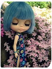 "July Calendar Girl 2018  {Bijon Rayen}     ...yeah, all the summer feels 💘🌸💙 • <a style=""font-size:0.8em;"" href=""http://www.flickr.com/photos/76984707@N02/43508395492/"" target=""_blank"">View on Flickr</a>"