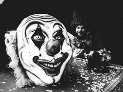 luzern 17 (matthias hämmerly) Tags: swiss switzerland street streetphotography candid grain contrast monochrom black white bw luzern ricoh grd 2 personen porträt einfarbig dramatic clown sad