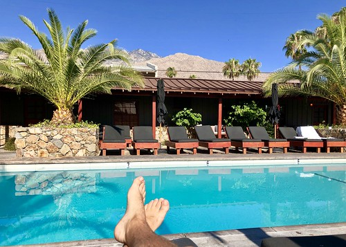 Moving to Texas! First stop Palm Springs