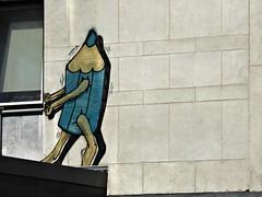 Pencil street art (crayons-créons) (Linda DV) Tags: lindadevolder lumix brussels belgium 2018 geotagged city streetart urbanart urbanculture pencilstreetart crayonscréons crayon créons ribbet