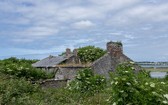 Scattery Island (Ronan McCormick) Tags: ilobsterit canon ireland landscape abandoned atlantic clare island kilrush river roundtower scatteryisland shannon stsenan wildatlanticway