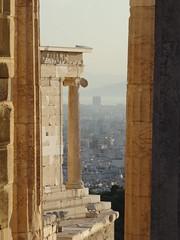 (Joan Pau Inarejos) Tags: grecia garmor despedida miconos mykonos junio vacaciones viaje acrópolis partenón ruinas griegas hélade propileo templo de atenea niké