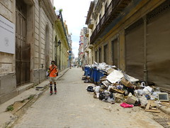streets of decay (Jackal1) Tags: street decay rubbish socialdocumentary city havana cuba garbage