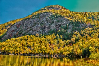 Lake Placid New York Trip - Adirondack Mountains - Scenic Autumn