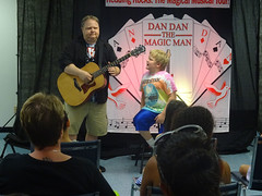 Dan Dan the Magic Man Summer Reading