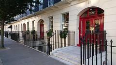 The penn club bloomsbury London (tongeron91) Tags: londres london bloomsbury pennclub pennclublondon