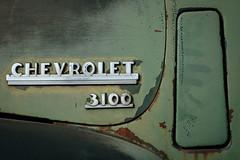 Chevrolet 3100 (Rick Olsen) Tags: