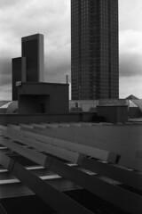 . (mboujong) Tags: black white germany hessen frankfurt park zeiss ikon zi c sonnar zm 50 15 agfaphoto apx 400 tetenal ultrafin canon canoscan 8800f