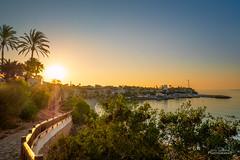 Cabo roig sunrise (Joni Salama) Tags: meri kesä luonto exposureblending auringonnousu espanja valo vesi orihuela comunidadvalenciana spain es sunrise nature landscape
