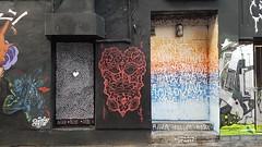 Under Pressure 2017 (Coastal Elite) Tags: underpressure festival graffiti montreal urban culture under pressure streetart underpressure2017 walls murs montréal artist artists foufounesélectriques foufounes electriques foufs saintecatherine stecatherine adida fallen angel love hearts heart